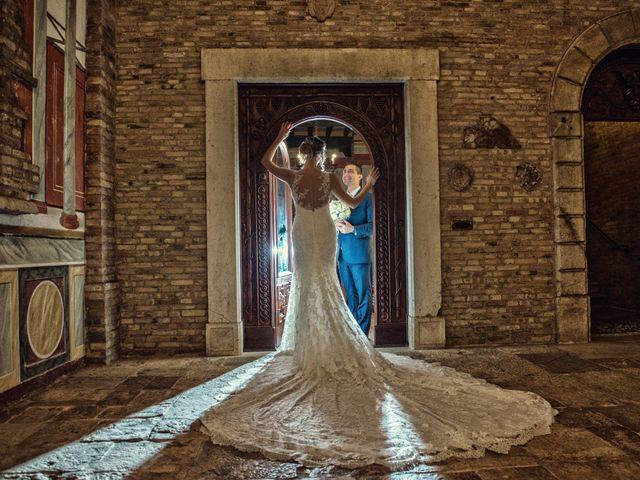 Il matrimonio di Francesco e Valentina a Peschiera del Garda, Verona 60
