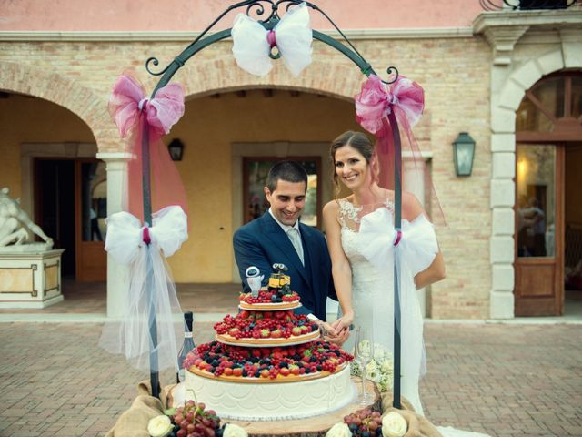 Il matrimonio di Francesco e Valentina a Peschiera del Garda, Verona 62