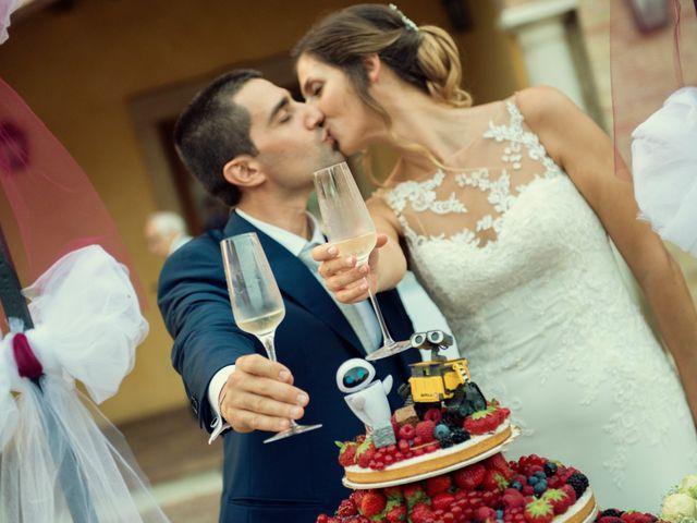Il matrimonio di Francesco e Valentina a Peschiera del Garda, Verona 63