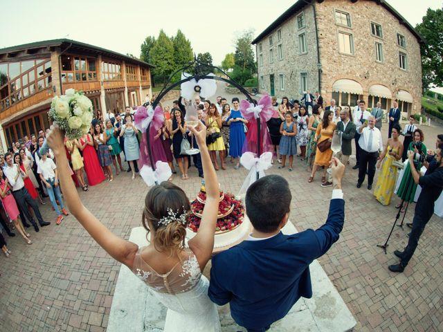 Il matrimonio di Francesco e Valentina a Peschiera del Garda, Verona 64
