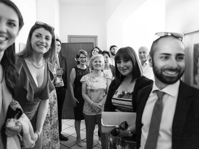 Il matrimonio di Alessandro e Chiara a Santo Stefano Ticino, Milano 13