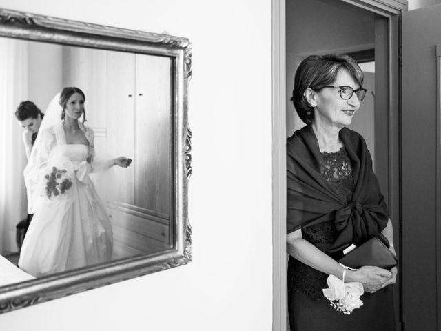 Il matrimonio di Alessandro e Chiara a Santo Stefano Ticino, Milano 14