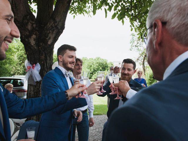 Il matrimonio di Alessandro e Chiara a Santo Stefano Ticino, Milano 23