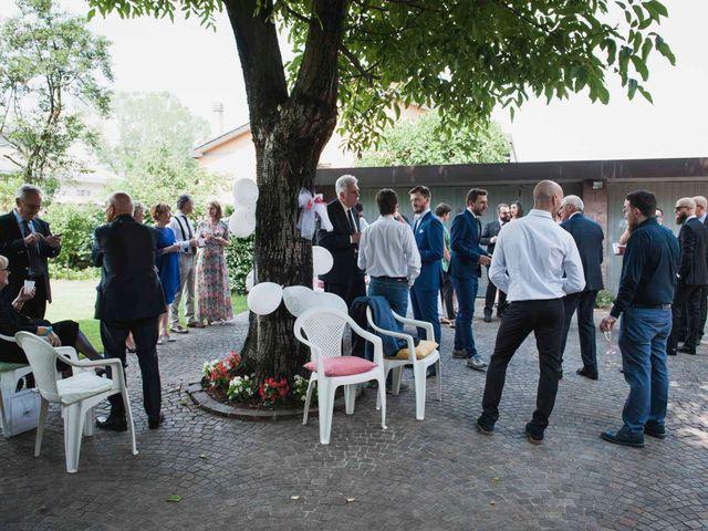 Il matrimonio di Alessandro e Chiara a Santo Stefano Ticino, Milano 24