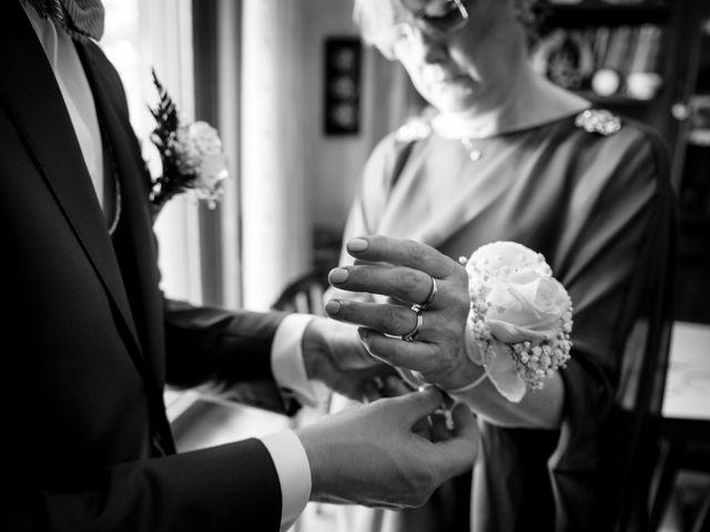 Il matrimonio di Alessandro e Chiara a Santo Stefano Ticino, Milano 25