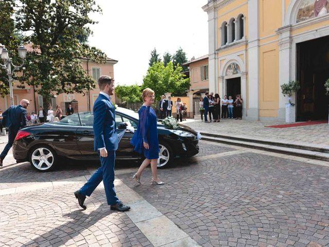 Il matrimonio di Alessandro e Chiara a Santo Stefano Ticino, Milano 26
