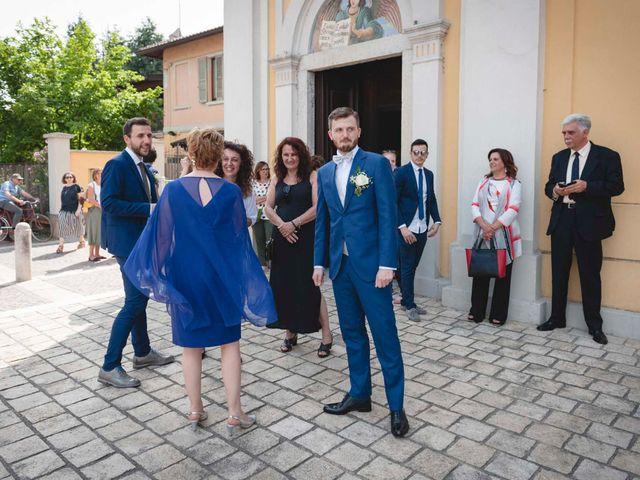 Il matrimonio di Alessandro e Chiara a Santo Stefano Ticino, Milano 27
