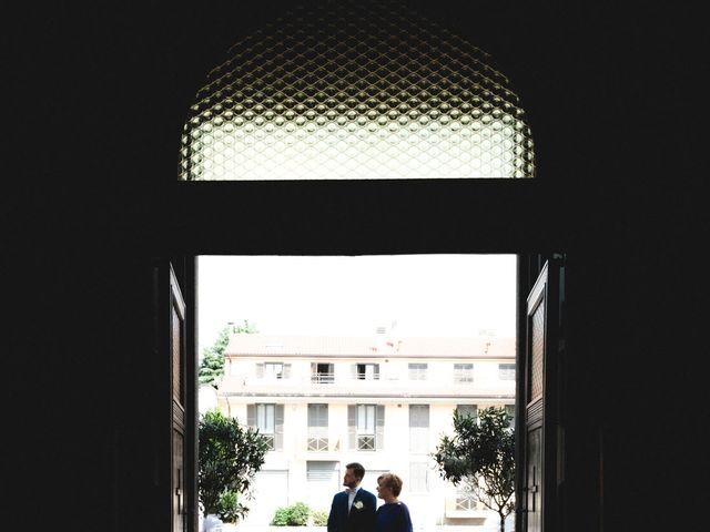 Il matrimonio di Alessandro e Chiara a Santo Stefano Ticino, Milano 28