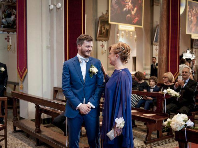 Il matrimonio di Alessandro e Chiara a Santo Stefano Ticino, Milano 30