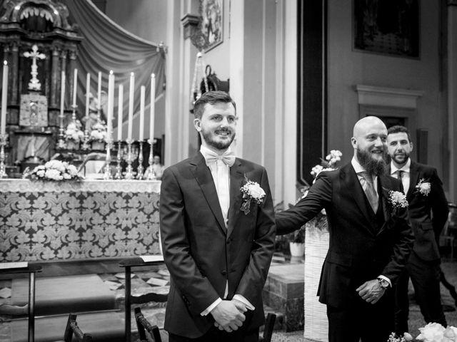 Il matrimonio di Alessandro e Chiara a Santo Stefano Ticino, Milano 35