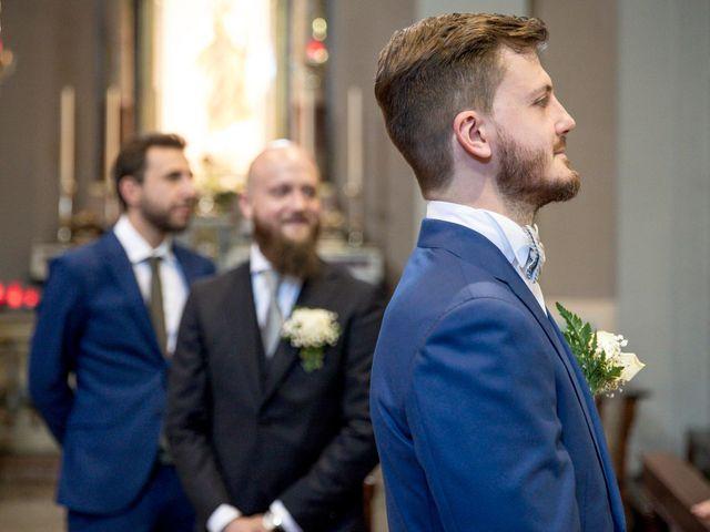 Il matrimonio di Alessandro e Chiara a Santo Stefano Ticino, Milano 36