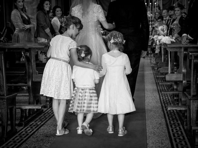 Il matrimonio di Alessandro e Chiara a Santo Stefano Ticino, Milano 37