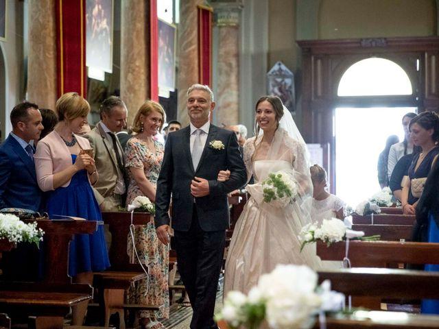 Il matrimonio di Alessandro e Chiara a Santo Stefano Ticino, Milano 38