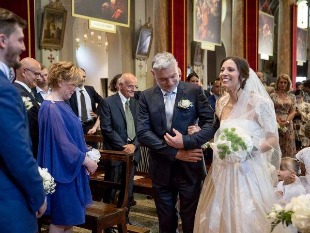 Il matrimonio di Alessandro e Chiara a Santo Stefano Ticino, Milano 39