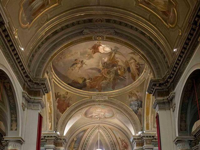 Il matrimonio di Alessandro e Chiara a Santo Stefano Ticino, Milano 40