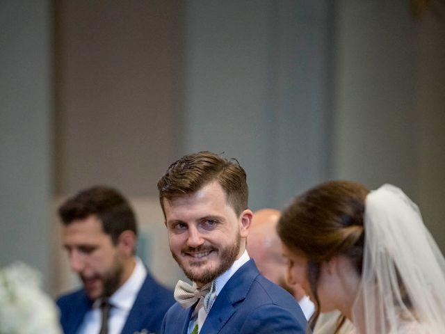 Il matrimonio di Alessandro e Chiara a Santo Stefano Ticino, Milano 41