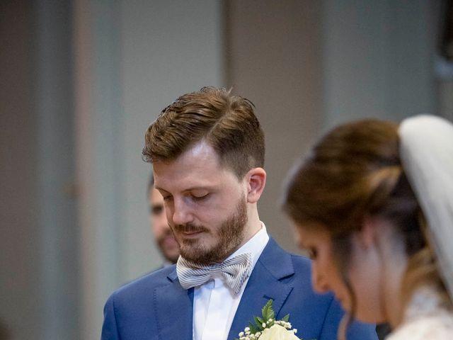 Il matrimonio di Alessandro e Chiara a Santo Stefano Ticino, Milano 42