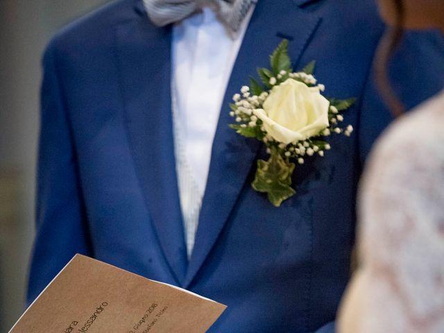 Il matrimonio di Alessandro e Chiara a Santo Stefano Ticino, Milano 43