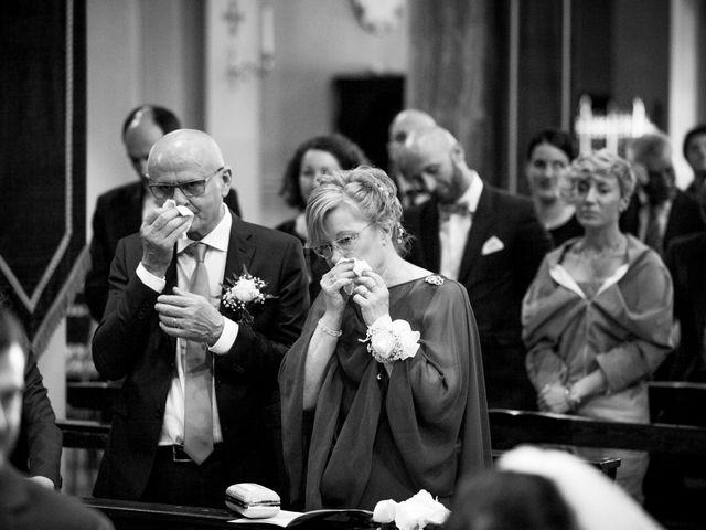 Il matrimonio di Alessandro e Chiara a Santo Stefano Ticino, Milano 46