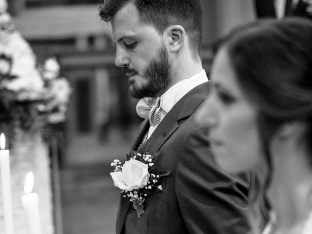 Il matrimonio di Alessandro e Chiara a Santo Stefano Ticino, Milano 47