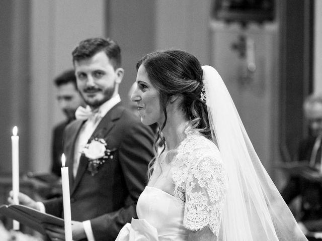 Il matrimonio di Alessandro e Chiara a Santo Stefano Ticino, Milano 48