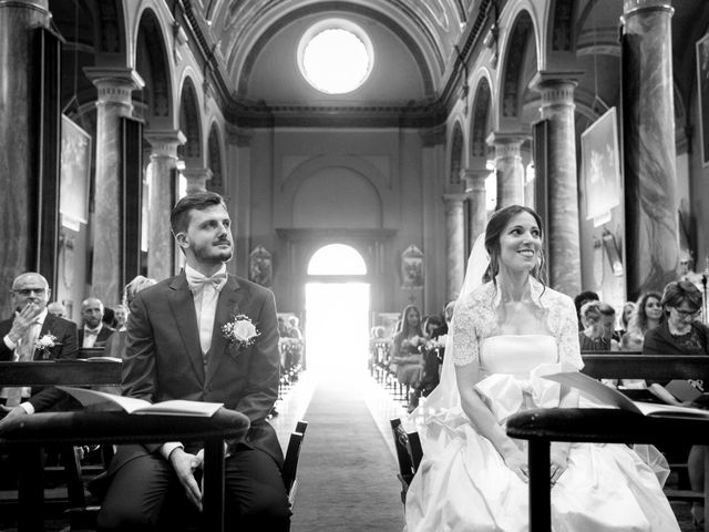 Il matrimonio di Alessandro e Chiara a Santo Stefano Ticino, Milano 50