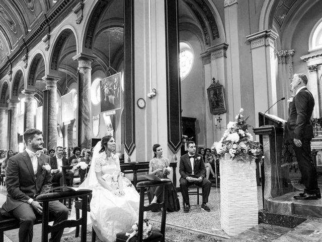 Il matrimonio di Alessandro e Chiara a Santo Stefano Ticino, Milano 53