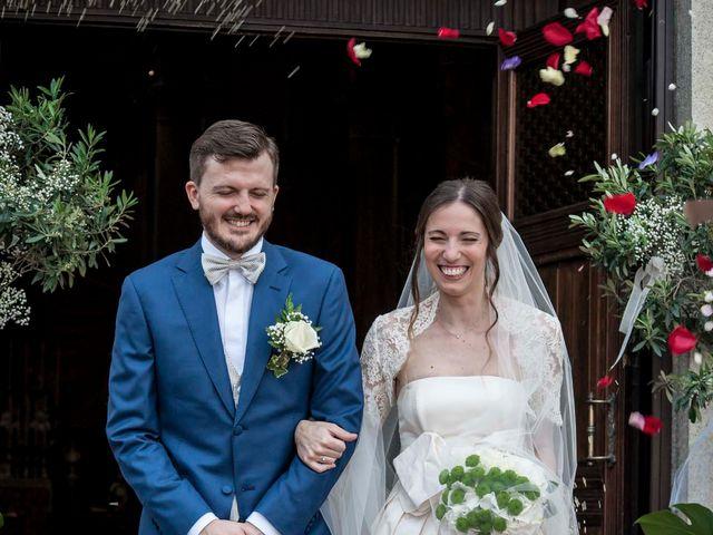 Il matrimonio di Alessandro e Chiara a Santo Stefano Ticino, Milano 57