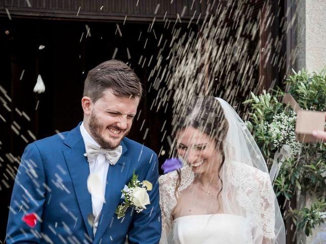 Il matrimonio di Alessandro e Chiara a Santo Stefano Ticino, Milano 59