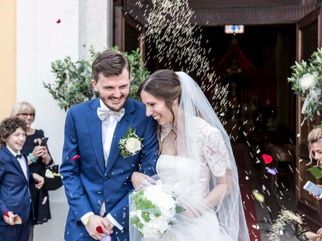 Il matrimonio di Alessandro e Chiara a Santo Stefano Ticino, Milano 60