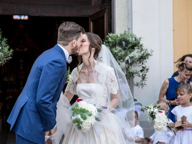 Il matrimonio di Alessandro e Chiara a Santo Stefano Ticino, Milano 61