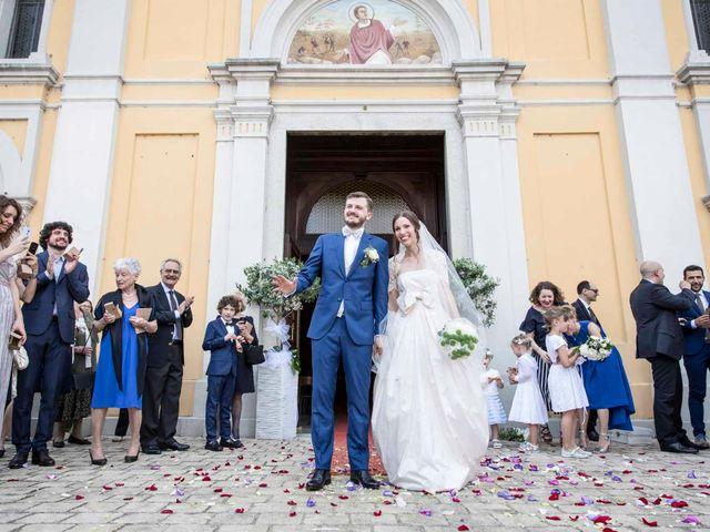 Il matrimonio di Alessandro e Chiara a Santo Stefano Ticino, Milano 62