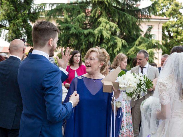 Il matrimonio di Alessandro e Chiara a Santo Stefano Ticino, Milano 63