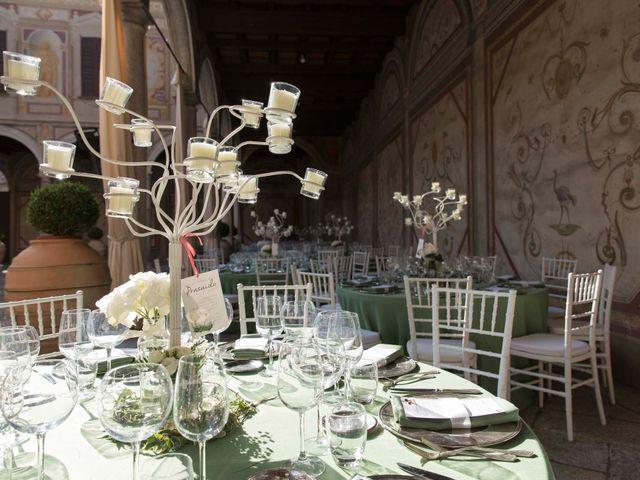 Il matrimonio di Alessandro e Chiara a Santo Stefano Ticino, Milano 68