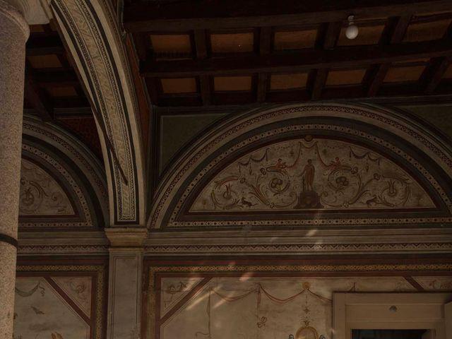 Il matrimonio di Alessandro e Chiara a Santo Stefano Ticino, Milano 78