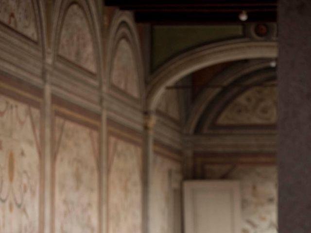 Il matrimonio di Alessandro e Chiara a Santo Stefano Ticino, Milano 79