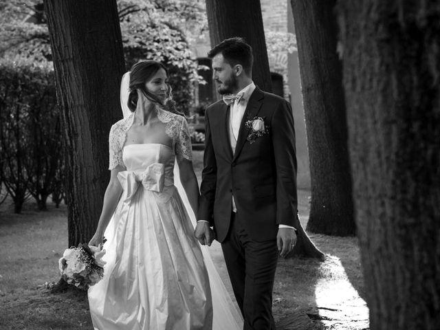 Il matrimonio di Alessandro e Chiara a Santo Stefano Ticino, Milano 87