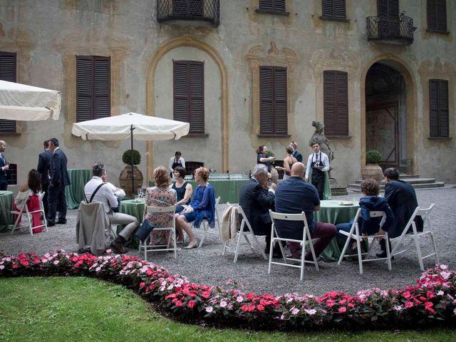 Il matrimonio di Alessandro e Chiara a Santo Stefano Ticino, Milano 89