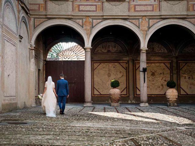 Il matrimonio di Alessandro e Chiara a Santo Stefano Ticino, Milano 96