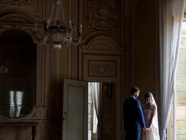 Il matrimonio di Alessandro e Chiara a Santo Stefano Ticino, Milano 97