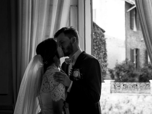 Il matrimonio di Alessandro e Chiara a Santo Stefano Ticino, Milano 99