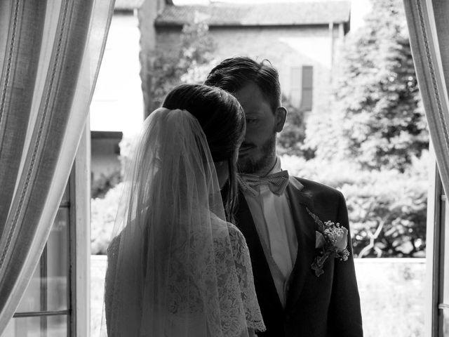 Il matrimonio di Alessandro e Chiara a Santo Stefano Ticino, Milano 101