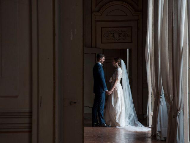 Il matrimonio di Alessandro e Chiara a Santo Stefano Ticino, Milano 103
