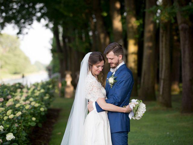 Il matrimonio di Alessandro e Chiara a Santo Stefano Ticino, Milano 107