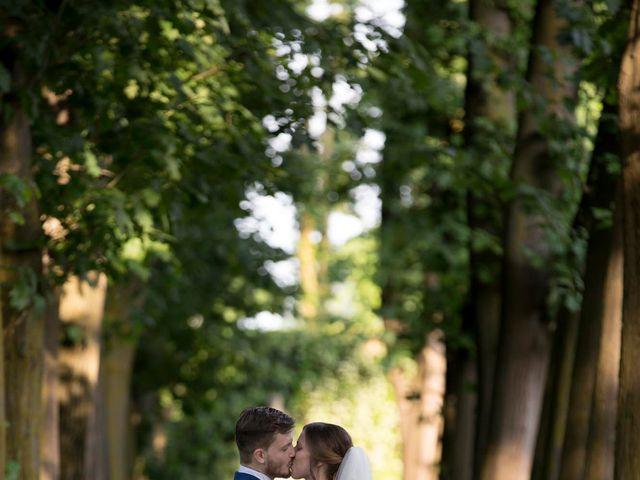 Il matrimonio di Alessandro e Chiara a Santo Stefano Ticino, Milano 109