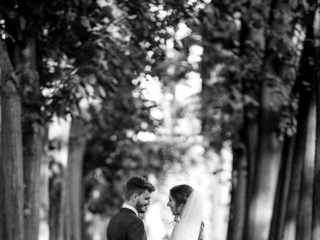 Il matrimonio di Alessandro e Chiara a Santo Stefano Ticino, Milano 110
