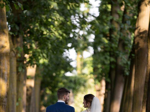 Il matrimonio di Alessandro e Chiara a Santo Stefano Ticino, Milano 111