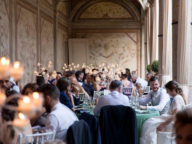 Il matrimonio di Alessandro e Chiara a Santo Stefano Ticino, Milano 112
