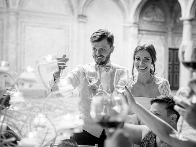 Il matrimonio di Alessandro e Chiara a Santo Stefano Ticino, Milano 113
