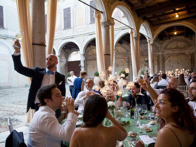 Il matrimonio di Alessandro e Chiara a Santo Stefano Ticino, Milano 115